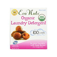 Eco Nuts Laundry Detergent