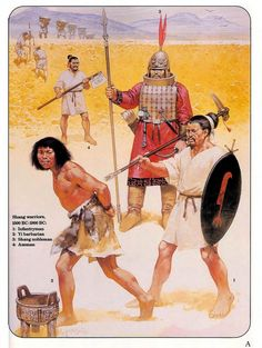 Ancient China - Shang Dynasty