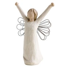 Courage Angel Figurine