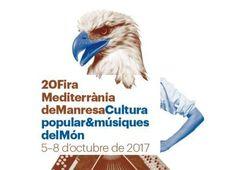 XX Fira Mediterrània de Manresa del 5 al 8 d'octubre 2017