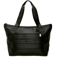 Harveys large boat tote. You can never go wrong with the classic black bag. SO useful. I just love it #seatbeltbags