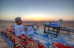 Oman   Desert, when the sun goes down - Arabian Oryx Camp. credit: Amir Hussain. view on Fb https://www.facebook.com/SinbadsOmanPocketGuide #Oman #TravelToOman #SinbadPocketGuide