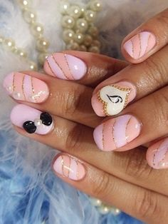 32 Valentine's Day Nail Art Ideas That Will Put You In The Mood For Love | World inside pictures