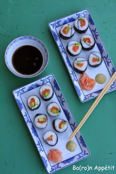 Jak zrobic sushi w domu?