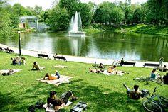 Les 10 plus beaux parcs à Montréal pour profiter du soleil! | Narcity Montréal
