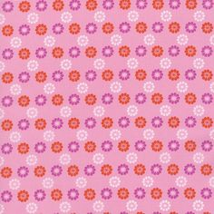 Cotton & Steel by Melody Miller, Mustang - Daisies, Pink - $11/yard