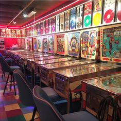 Pinball arcade next to vintage candy shop in Omaha The new addition is the Hollywood Pinball and Arcade Museum, a bright, colorful ode to the arcades of years past. Arcade Game Room, Arcade Game Machines, Arcade Games, Little Bit, Vintage Candy, Fullmetal Alchemist Brotherhood, Back In Time, Fire Emblem, Pinball