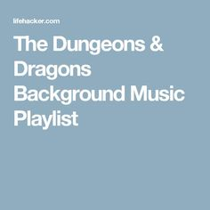 Tabletop games like Dungeons & Dragons or Pathfinder can be incredibly immersive with the right music. This playlist has all the music you'll ever need to paint a picture for your party. Dragon Birthday Parties, Dragon Party, Rpg Music, Music Music, Tabletop Rpg, Tabletop Games, Gaming Girl, Dnd 5e Homebrew, Pathfinder Rpg