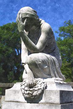 Oakland Cemetery Atlanta Georgia David McBride Photography 0046