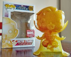 Funko Pop! Marvel #173 Doctor Strange (Astral Levitation) ☆Marvel Collector Corps Exclusive☆ www.collectorcorps.com