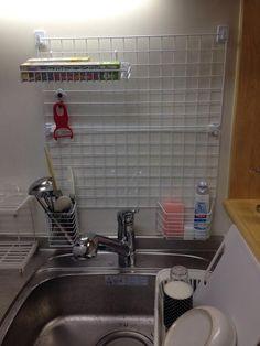 100均ショップのグッズで【キッチン収納】♪狭い空間を活用する4つのステップ♡ | ギャザリー