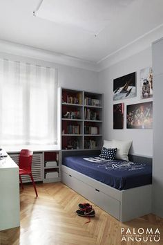 70 Trendy Bedroom Ideas For Small Rooms For Girls Diy Headboards Small Room Bedroom, Trendy Bedroom, Small Rooms, Bedroom Decor, Design Bedroom, Bedroom Ideas, Bedroom Storage, Bedroom Murals, Bedroom Chair