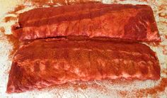 If you've ever been to Memphis, chances are you tried the ribs. Other than Rock-n-Roll, nothing is more famous than the bbq and every bbq joint has dry ribs on the menu.  In Memphis Loin Back ribs rul...