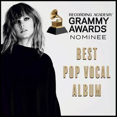 "taylornation: ""Knew it was a killer album first time that we heard it! ""reputation"" is nominated for Best Pop Vocal Album at the 2019 Grammy Awards 🙌 "" Taylor Swift Website, Taylor Swift Fan Club, Long Live Taylor Swift, Taylor Alison Swift, Grammy Nominations, So Much Love, First Time, Are You The One, Things To Think About"