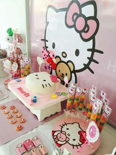 Hello Kitty Birthday Party Ideas | Photo 6 of 10