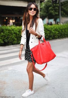 We Would Wear These Outfits With White Converse. Everyone Should Have A Pair