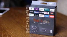awesome Amazon Fire TV Stick - Unbox & Full Review - CouchCrunch Check more at http://gadgetsnetworks.com/amazon-fire-tv-stick-unbox-full-review-couchcrunch/