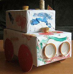 Papa Wapper en het rode vrachtwagentje  Een rood vrachtwagentje Monster Trucks, Decorative Boxes, Garage, About Me Blog, Gifts, School, Pizza, Cars, Autos