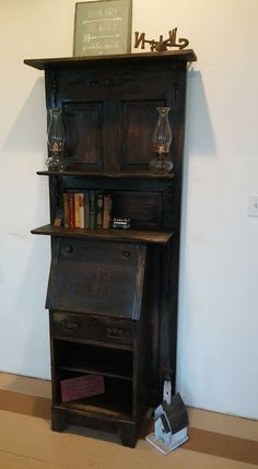 Small Space Office, Entry Tables, Cubbies, Wood Wall Art, Color Change, Shelving, Bookcase, Shoe Racks, Industrial Pipe