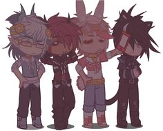 Club Outfits, Boy Outfits, Chibi, Character Inspiration, Character Design, Cute Sketches, Club Hairstyles, Creek South Park, Dark Anime Guys