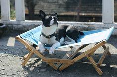 awesome folding pet hammock!