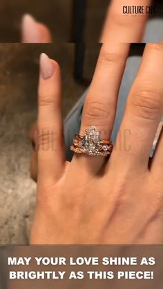 Beautiful Engagement Rings, Vintage Engagement Rings, Beautiful Rings, Bijoux Or Rose, Ring Verlobung, Dream Ring, Diamond Are A Girls Best Friend, Diamond Rings, Just In Case