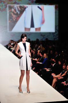 Bennett dress, CrOp David Peck Spring 2013