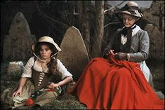 The Company of Wolves. Re-telling of Little Red Riding Hood. One of the best films ever.