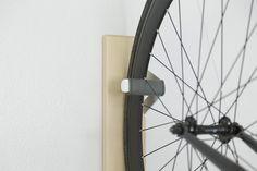 El soporte Artifox's es un bello y sencillo rack que combinará muy bien en tu espacio al guardar tu bici - Bike T3CH