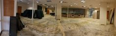 Circulation Renovation - June 2016 - Panoramic View