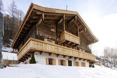 GROSSGLOCKNER - HEILIGENBLUT: Revitalisiertes Bauernhaus trifft auf modernes Design