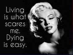 Marilyn Monroe quotes <3