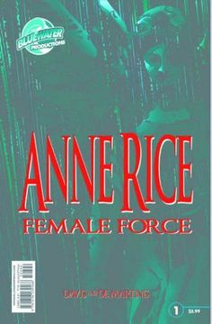 Female Force: Anne Rice by Scott Davis. $1.89. 28 pages. Publisher: Bluewater Productions (September 26, 2011) Scott Davis, Anne Rice, Kindle, September, Female, Reading, Store, Larger, Reading Books