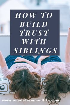How do I get my siblings to trust me? Family relationships can be complicated but there are 5 things you can do to build a trusting relationship with your siblings. Christian Families, Christian Women, Sister Love, How Do I Get, Baby Arrival, After Baby, Christian Parenting, Pregnant Mom, First Time Moms