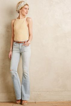 Citizens of Humanity Fleetwood High-Rise Flare Jeans - anthropologie.com #anthrofave