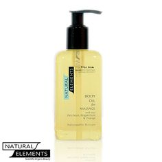 Natural Elements - No: 6 Body Massage Oil Peppermint