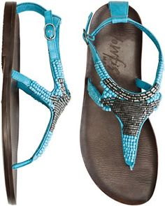 BLOWFISH MIKA SANDAL Image  I really want these too!
