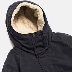 Куртка Baracuta Modern Eskimo Dark Navy