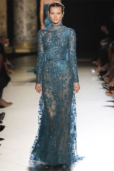 Elie Saab Haute Couture Fall/Winter 2012-2013 Collection