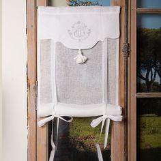 Brises bise stores rideaux on pinterest coeur d for Fenetre 45x120