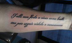 #dante #tattoo
