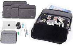 Multifunction Laptop Bag Elastic Cable Organizer Travel Digital Accessories #UnbrandedGeneric
