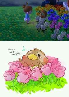Animal Crossing New Leaf *-* Sooo cuuute ♡