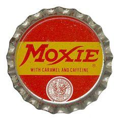 Moxie soda cap - Moxie by Neato Coolville, via Flickr
