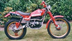 The idea of a complete trials bike appealed to CCM and a four-stroke prototype was built by February 1978. Despite further development, the ...