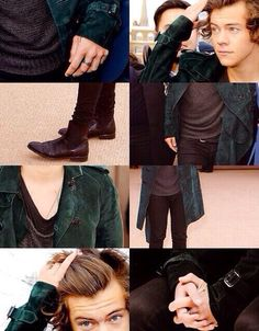 Every perfect piece of Harry Styles