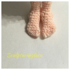 My feet  no no, the feet of my female Amigurumi  prototype ☺️ #amigurumi #crochet #pattern by #Sculpturingface