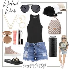 Summer Wear, How To Wear, Summer Clothes