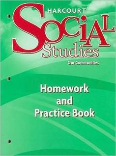 school homework for 3 grade | Homework and Practice Book Student Edition Grade 3 by Harcourt School ...