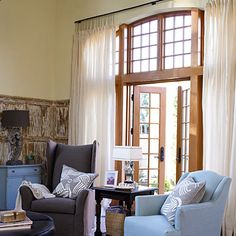 Living Room - 101 Inspiring Decorating Ideas from the Texas Idea House - Southern Living